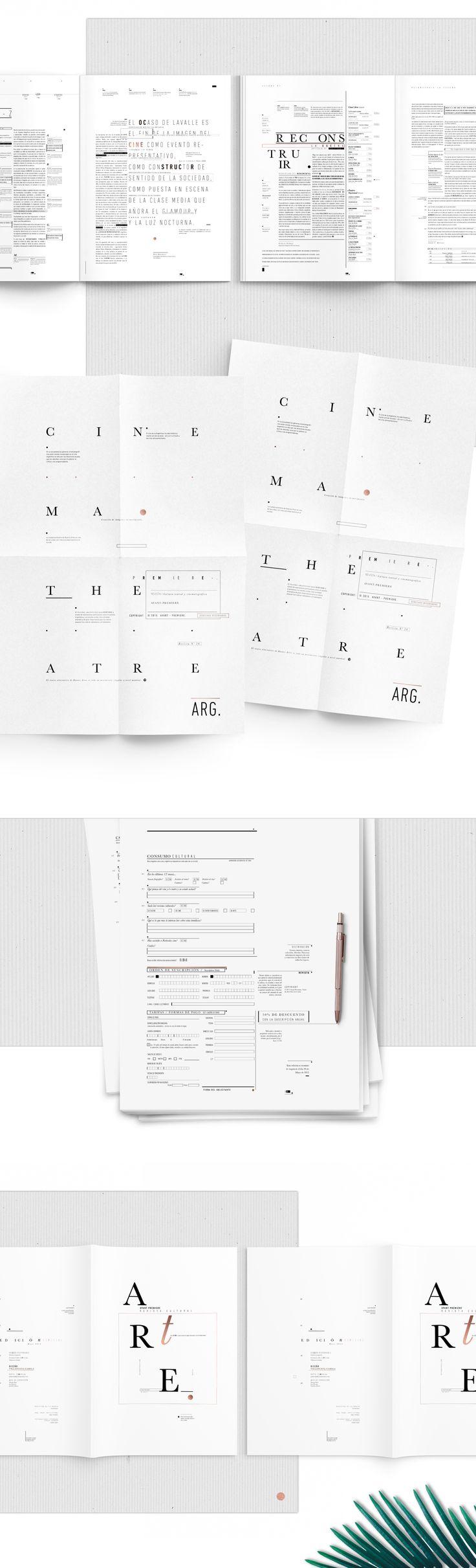 Proyecto Universitario. // Fragmento editorial de 9 páginas.Pieza realizada para la cátedra Longinotti de la materia Tipografía II/. DG/. FADU/. UBA/. 2015