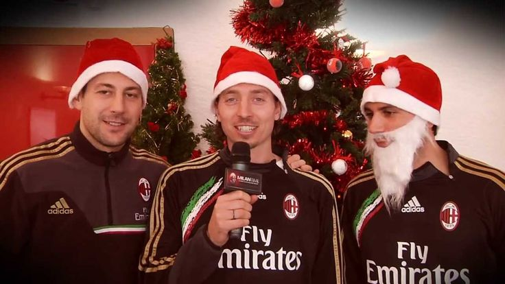 AC Milan | The First Squad wish you a Merry Xmas