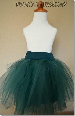 Zarina, The Pirate Fairy Costume Tutorial: The Skirt & Belt