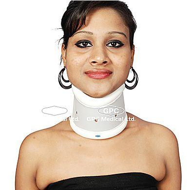 GPC Medical Ltd. - Exporter, Manufacturers & Supplier of Cervical hard collar, hard cervical collar, cervical collar hard from India