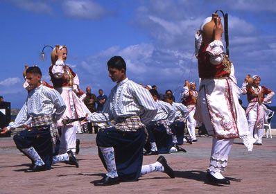 Cyprus Folk Dance