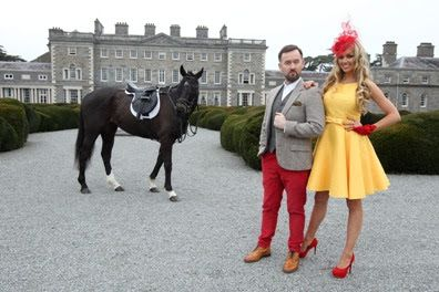 Racecourse Website Directory : Fairyhouse - Horse Racing in Ireland