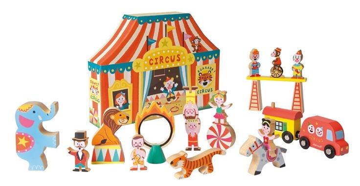JANOD - Circus Set