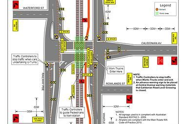 Our Traffic Management Plans are drafted on the lastest available software and can incorporate CAD drawings and Google Maps. Visit us for more details http://www.firsttraffic.com.au/#!traffic-plans/c1rt5