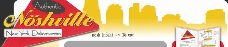 Noshville New York Delicatessen, Nashville, TN