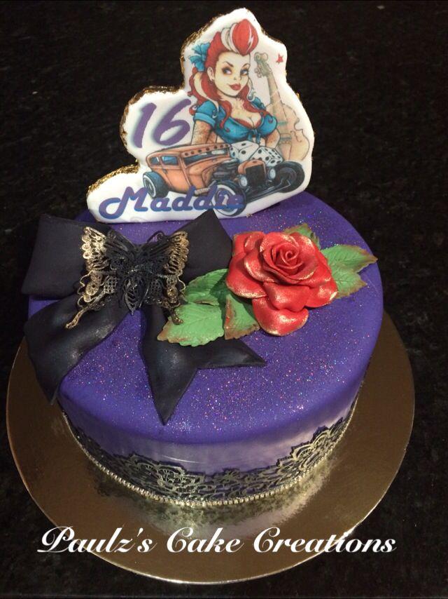 RockaBilly cake