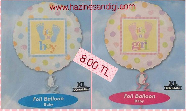 Folyo Balon www.hazinesandigi.com