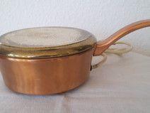 Protherm elektrische Wärmeplatte Kupfer u. Messing