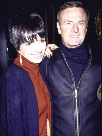Liza Minnelli and Peter Allen