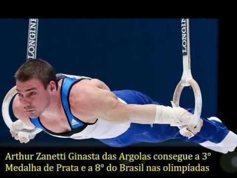 OS MEDALHISTAS OLÍMPICOS DO BRASIL NO RIO 2016