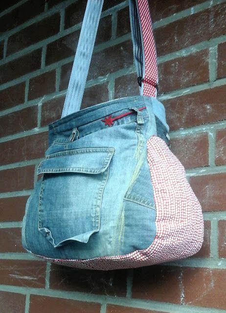 heikchen's kram: Taschenspieler 3 Sew Along - KURVENTASCHE
