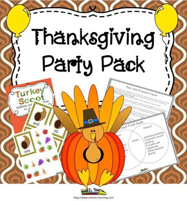 S.O.L. Train: Moments That Count in the Classroom: Thankful Teachers Giveaway! We are so thankful for our great followers so we are having a giveaway! Read more!