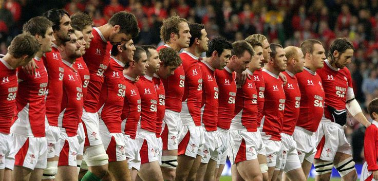 Watching Wales win in the rugby is something that brings out the 'welsh' in me. Also, there's nothing better than beating the English!