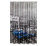 Ein Angebot von Roller Duschvorhang VENICE - grau - 180x200 cmIhr Quickberater