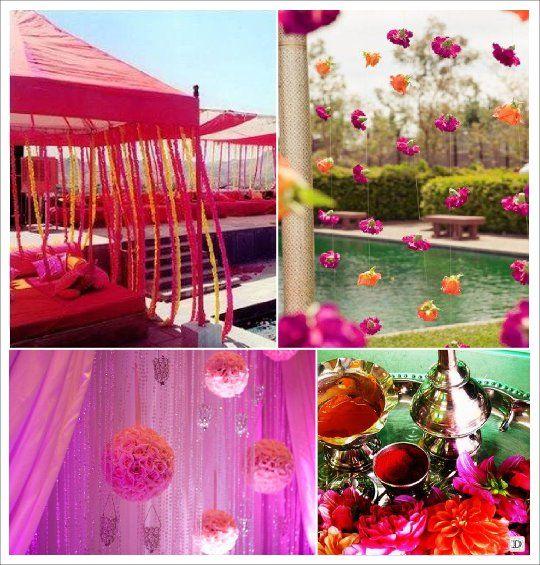 oriental wedding decoration  Décoration inspiration
