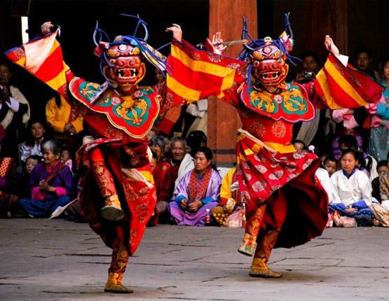 Absorb The Cultural Side Of Bhutan Through Bhutan Cultural Tours The traditions and customs of Bhutan have been unaffected by the influences of the outer world for many years and still retain their purity that has remained the same through the centuries.