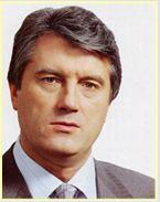 2005 UKRAINE: Viktor Yushchenko - National Constitution Center Liberty Medal Award.