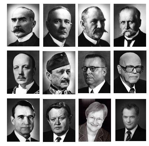 suomen presidentit kuvina - Google-haku