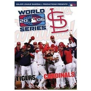 World Series 2006 Detroit Tigers vs St. Louis Cardinals DVD new MLB Cards Champs #StLouisCardinals #WorldSeries #DVD #2006WorldSeries #MLB #StLouisCardinalsvDetroitTigers #DetrotTigers #MarvelousMarvs
