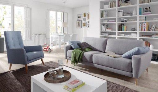 Trucos para limpiar sof s tapizados en tela y que queden - Limpiar sofa tela ...