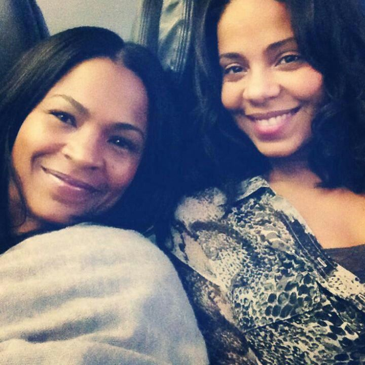 17 Best Images About Brown And Beautiful Sanaa Lathan