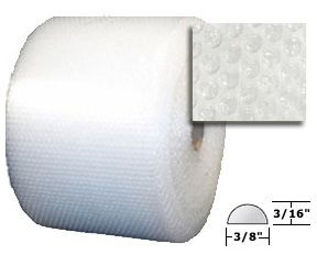 """Bubble wrap for insulation   48"""" wide  49 + free shipping."""