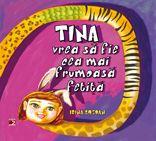 Ea este Tina, o fetita frumusica. Toata lumea ii spune cat este de draguta: mama, tata, bunicile, bunicii, oamenii de pe strada. Dar animalele? O considera cea mai frumoasa fetita din lume? Doar daca are o pereche de mustati de pisica, o coada mare si infoiata de cocos, urechi lungi si moi de iepure, o trompa de elefant sau un gat luuuuung de girafa. Tina imprumuta toate aceste parti de animale pentru a deveni cea mai frumoasa fetita.
