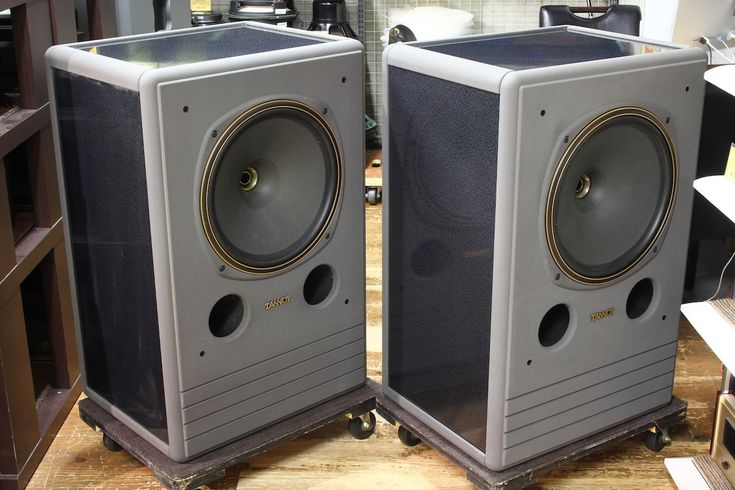 SYSTEM 15 TANNOY image_d