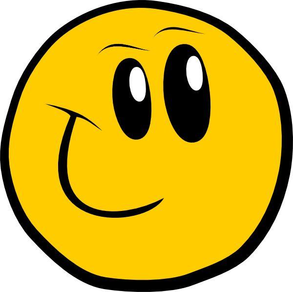 Moving Smiley Faces Clip Art | Smiley Face Clip Art