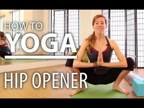 ▶ How To Yoga for Beginners - 7 Minute, Hip Opening Stretch Yoga Flow - YouTube