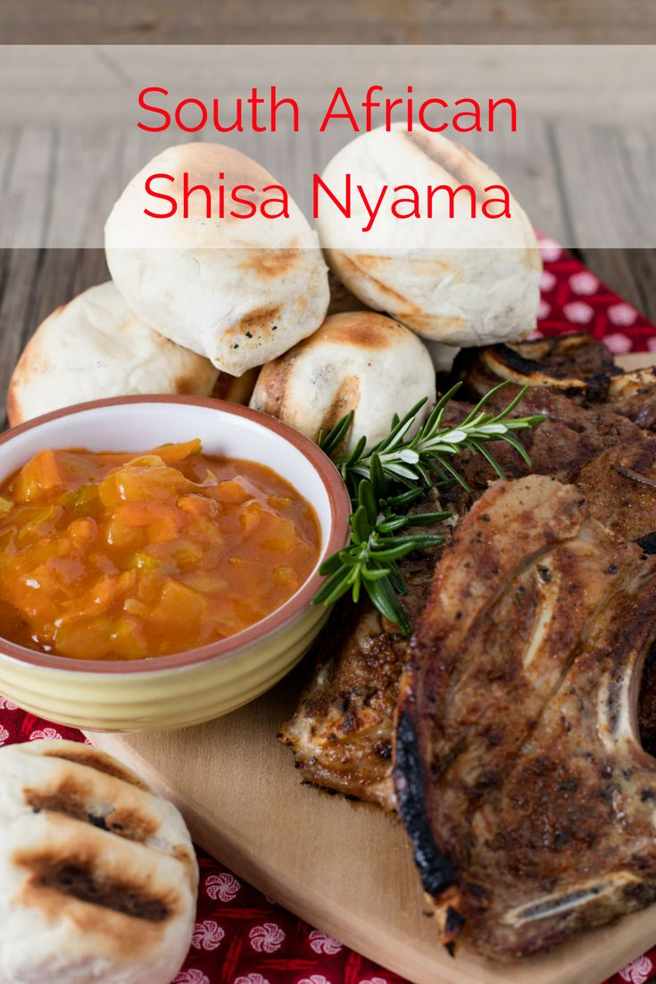 Shisa Nyama, the South African experience. We love tradition and we love the traditional recipes to match. So we've come up with the perfect way to host your authentic South African Shisa nyama braai to keep the community spirit alive.