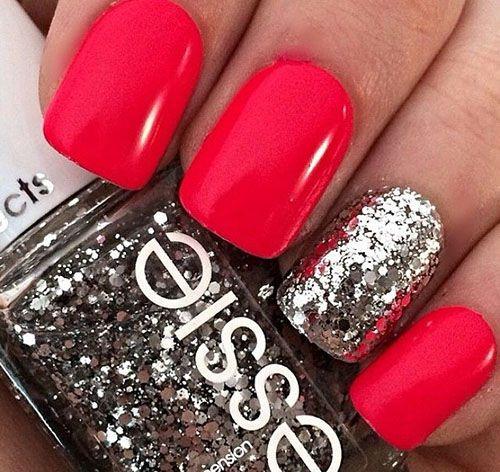 #nail #nails Easy Nail Art Design Ideas