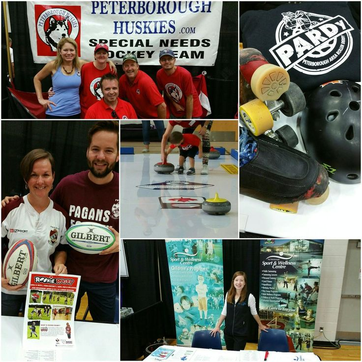 RT Country1051 Sports junkies unite at the 2016 Ptbo Sport Expo at PSWC1 30…