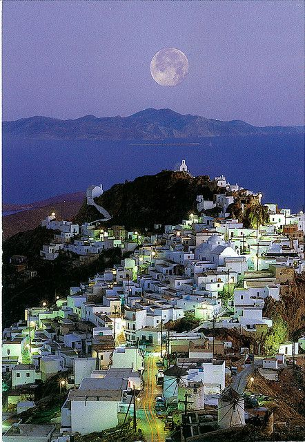 Isla Serifos en Grecia # Pin++ for Pinterest #