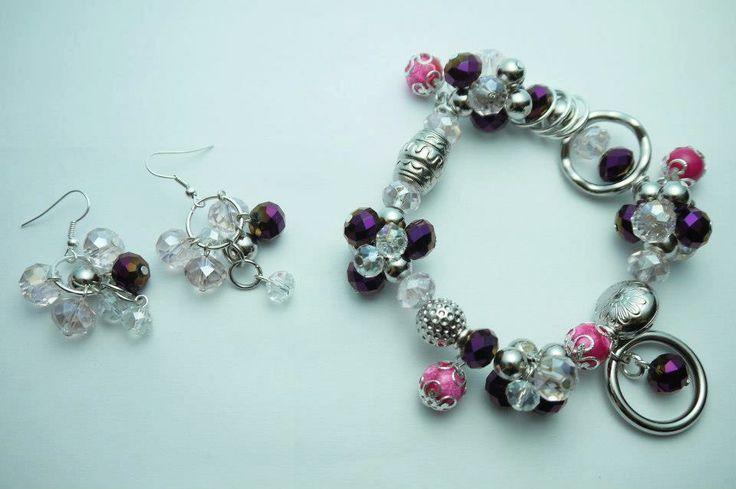 pink bracelet manilla pulsera