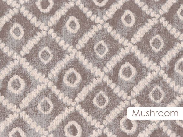 Jaipur Geometric - Mushroom
