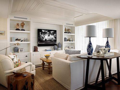 Builtins. indy Ray Interiors, Palm Beach, FL. - Georgiana Design