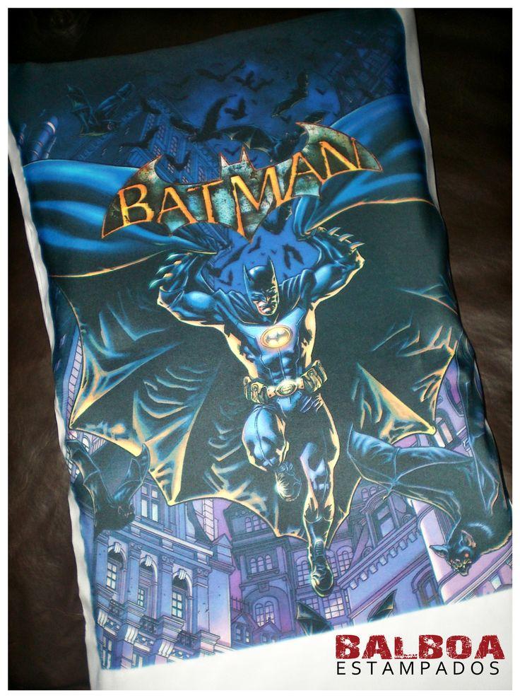 Funda de Almohada  Batman 45x70cm