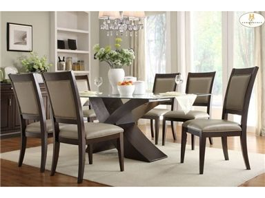 Homelegance Dining Room Table 2468 72 At Spaces Limited