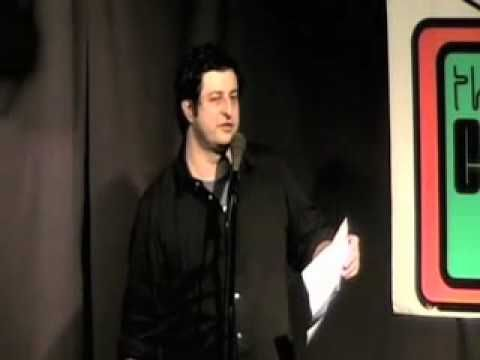 I love love love love Eugene Mirman. This man makes me so Happy. Whenever I am sad, happy, or you know just existing ,I watch this .-N