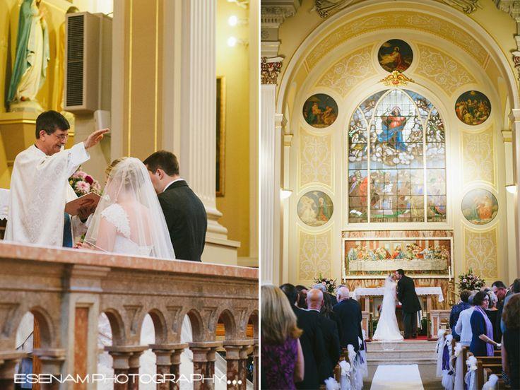 Assumption Church Chicago Wedding