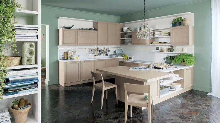 Cucina Elegante Elegante è una cucina che interpreta in