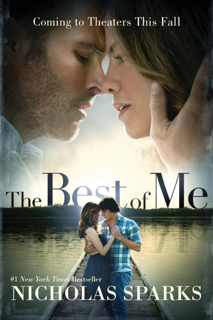 Can love truly rewrite the past? I hope so. http://bonetsmile.blogspot.com/  The best of me by Nicholas Sparks