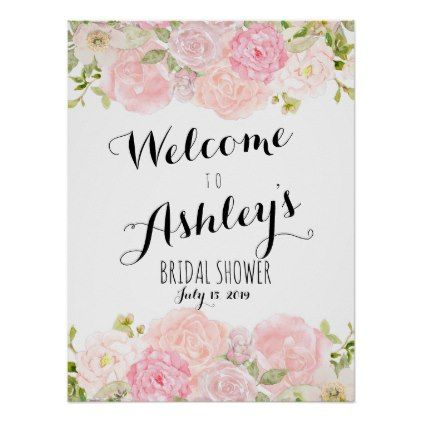 Blush rose welcome sign - baby gifts child new born gift idea diy cyo special unique design