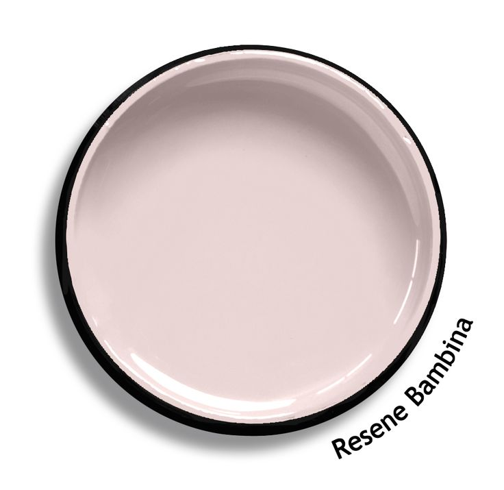 Resene Bambina is a pale ash pink and apple blossom tint with just a delicate touch of spring. Try Resene Bambina with deep blues, pure whites or leathery umber browns such as Resene Avalanche, Resene White or Resene Stingray.  From the Resene The Range fashion colours. Latest trends available from www.resene.co.nz.  Try a Resene testpot or view a physical sample at your Resene ColorShop or Reseller before making your final colour choice.