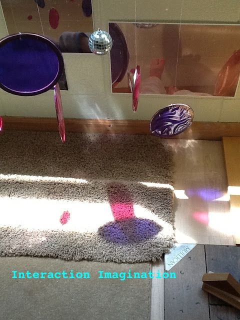 Interaction Imagination: How is your third teacher teaching?