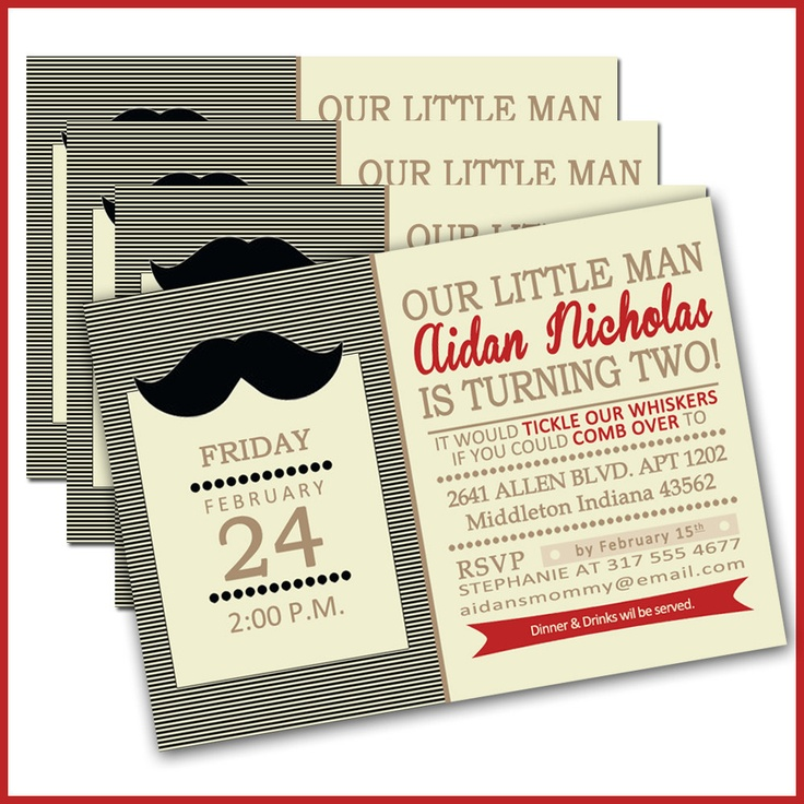 197 best Mustache Bash images on Pinterest | 20th anniversary ...