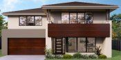 Lot 1525 - Enigma two storey house and land package | Box Hill - Sydney | Mojo Homes