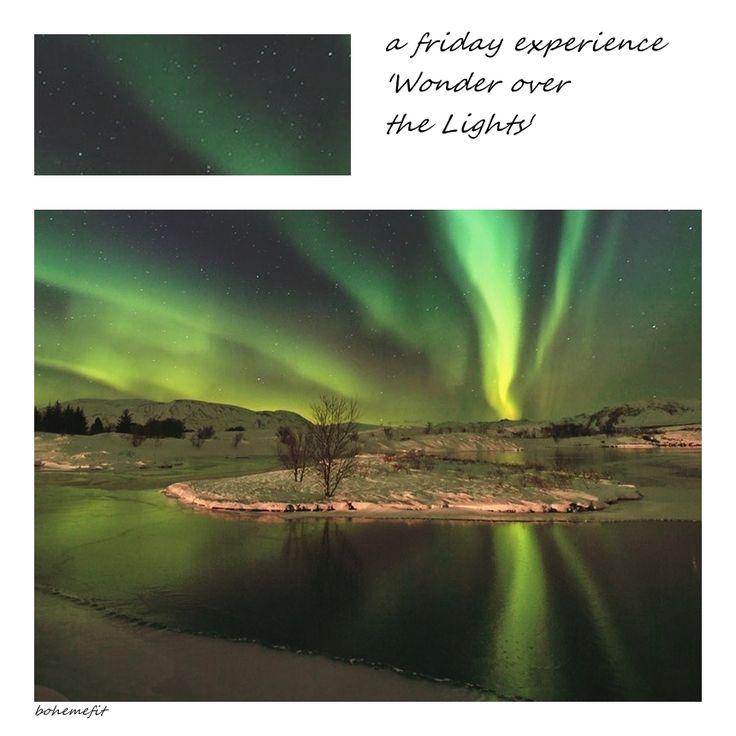 friday experience 'Wonder over the Lights' #bohemefit ☾