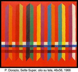 Piero Dorazio, 'Sette super,' 1966, Centro Steccata